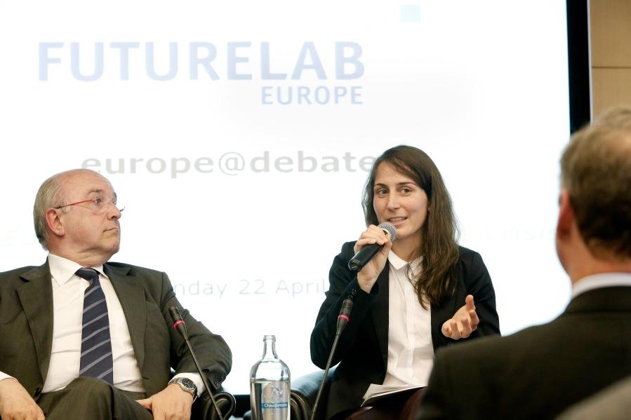 Joaquin Almunia, European Commission Vice-President