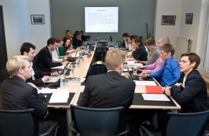 BRUSSELS - BELGIUM - 26 March 2012 -- European Policy Centre (EPC) and Futurelab Europe -- Workshop -- PHOTO: Juha ROININEN / EUP-IMAGES