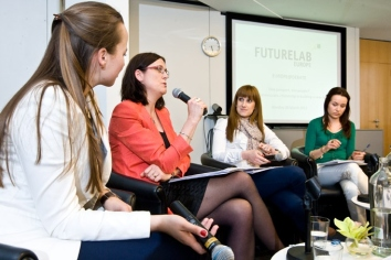 BRUSSELS - BELGIUM - 26 March 2012 -- European Policy Centre (EPC) and Futurelab Europe -- Discussion panel at the Scotland House-- PHOTO: Juha ROININEN / EUP-IMAGES