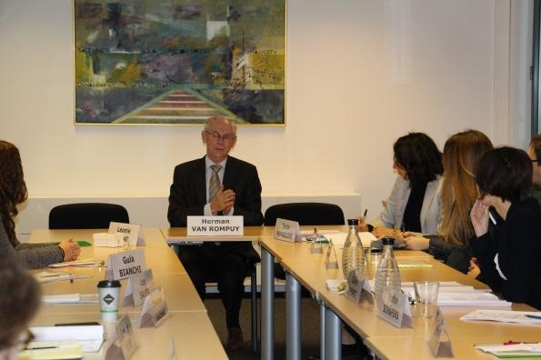 Herman Van Rompuy - FutureLab Europe Annual Forum 2017
