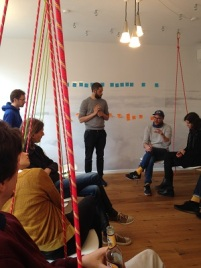 Futures of Europe Workshop in Cologne, Germany